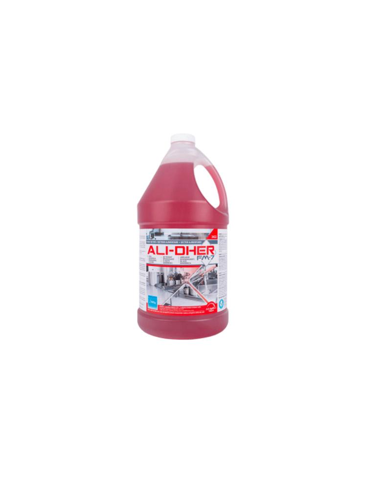 nettoyeur-net-plus-ALIDHER-FM-7-Produit-nettoyant-degraissant-a-haute-adherence-pour-l-alimentaire-3,8-L